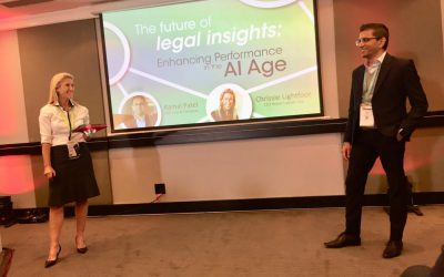 Making the Shift; The future of legal insights